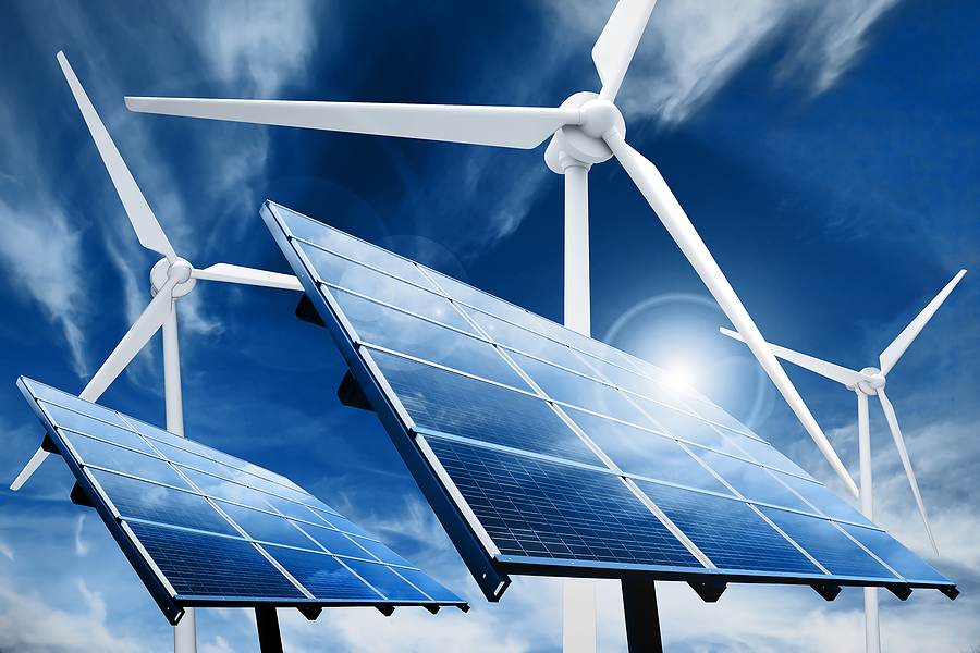 a description of wind energy as an unlimited source of energy